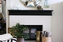 Home - Fireplace/Mantles