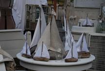 Boats, Row & Sail / by Marjorie Sakelik