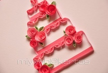 Quilling - misc