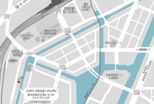 Design : map / by Aiko Hisanaga