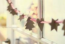 merry / Weihnachten - Christmas