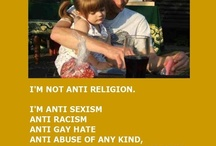 Extremist Unhealthy Religion / by Judy C
