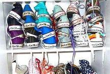 Clothes - Shoes / by Marjorie Sakelik