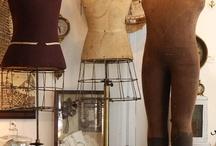 Dress Forms / by Marjorie Sakelik