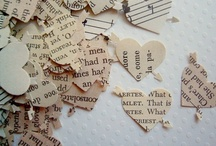 Wedding Seating, Confetti & Thank YoU's / by Kailey Deal ʚϊɞ