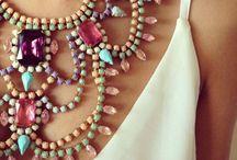 Bracelets & Necklaces / by AmandaNichole