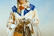Cowgirl Wannaby / by Marjorie Sakelik