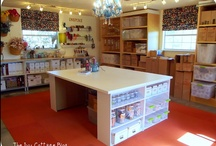 For the Home - Craft Rooms/Office Spaces