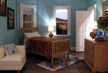 Dollhouse mini rooms / by Denise Ferrari