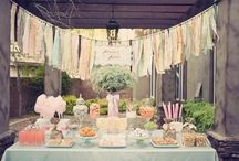 Candy Table Party Ideas