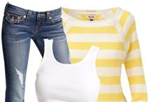 Clothes / Wardrobe ideas / by Chandra Wright