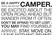 Summer Camping / Pop up camping storage ideas, activities and recipes.