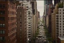 new york city / The city of New York.