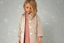 Kids fashion / by Anna Shull-Kelsey