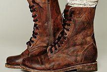 Shoes / by Celeste Barlow