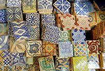 Morocco... medinas... crafts... colours... inspiration...