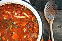Soups & Salads / by Celeste Barlow
