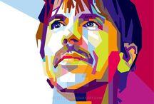 Mr. Anthony Joseph Kiedis / My love, my life, my sweetheart, mi pasión!