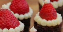 Christmas Recipes / Baking recipes for cakes, cookies and more for Christmas