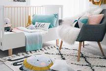 Baby Nursery / Ideen fürs Babyzimmer