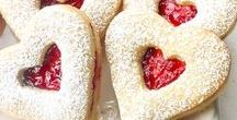 Valentine's Day Recipes / Feel the love with these Valentine's Day baking (related) recipes.