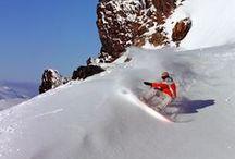 Ushuaia - Cerro Castor / Cerro Castor, é uma estação de ski e snowboard perfeita para quem quer aliar, esportes de neve a passeios com sabor de aventura entre paisagens espetaculares.