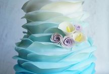 Cake Art / Cake is more than just delicious! It is art! Beautiful and unique masterpieces that are meant to tell a story, be admired, and then devoured! Here are some cakes to inspire your creative side.