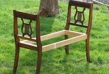 Chairs -  Upcycle Reuse Recycle Repurpose DIY