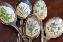 Kitchen - Cutlery -  Upcycle Reuse Recycle Repurpose DIY