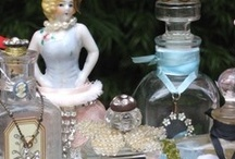 Bottles - Glass -  Upcycle Reuse Recycle Repurpose DIY / by Tickled Pink Memorabilia Mall