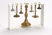 Candlesticks -  Upcycle Reuse Recycle Repurpose DIY / by Tickled Pink Memorabilia Mall