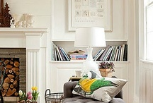 Living Spaces / by Amy Balderson