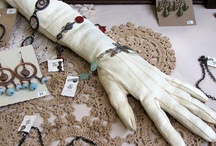 Clothing - Gloves - Upcycle Reuse Recycle Repurpose DIY