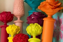 Curtain Rods -  Upcycle Reuse Recycle Repurpose DIY