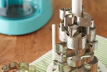 Kitchen - Paper Towel Holder - Upcycle Reuse Recycle Repurpose DIY