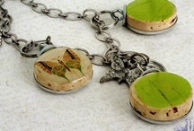 Corks - Jewelry - Upcycle Reuse Recycle Repurpose DIY