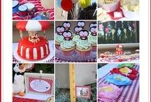Idee per festa di compleanno
