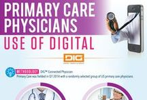 Social media in Healthcare / How do healthcare organizations use social media to connect with and inform their patients? Here's a collection of articles from across the web that help answer that question.