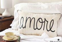 Almohadones / Contagiate la alegría de decorar con buena onda.