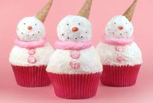 Cupcakes / Cupcakes can be just as creative and artistic as cake!