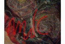 mwc#art# moje#wyroby#artystyczne#nuno#felting / Moje artystyczne dziela. Cit. ...ľarte si crea , si ricrea e si trasforma per diventare ed essere ciò che ē , agli occhi di chi ē ammaliato. Cit.