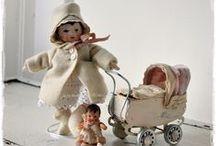 Vieux jouets