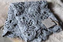 DIY crochet tricot