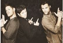 Supernatural / Dad's on a hunting trip and he hasn't been home in a few days