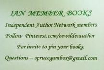 IAN Member Books / Books from members of the Independent Author Network.  IAN members - feel free to post.