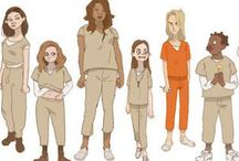 Fan art - Orange is the new black