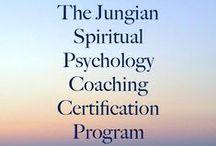 Jungian Spiritual Psychology / Jungian Spiritual Psychology Coaching Certification @ creativelove.com / by Robert Maldonado