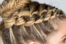 DIY Hair: Braids, hairdo, hairstyle / DIY Hair: Braids, hairdo, hairstyle
