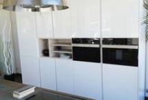 Cocinas con hornos y placas Pando