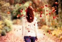 autumn / by Gabbitty Rabbitty